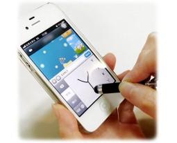 Touch pen mobil