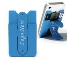 Silikon kortholder mobil