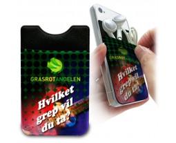 Mikro-fiber kortholder mobil