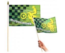 Håndholdt flagg