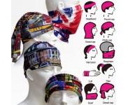 Multifunksjonelle hodeplagg