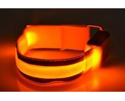 LED flash wrist band 1