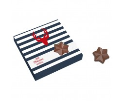 Sjokolade - stjerne